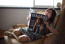 You + Babiekins / by Babiekins Magazine