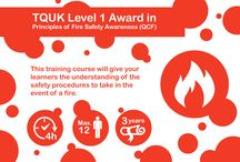 Fire Courses / Someone trained in Fire Safety is vital for every workplace to direct employees safely in the event of a fire.