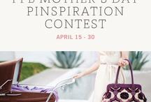 PPB Mothers Day Pinspiration / by Brooke Eddy Tokanang
