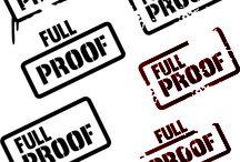 Full Proof logo