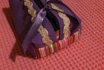 Makyaj Çantası Dikimlerim / Yaptığım Makyaj Çantaları