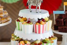 Birthday Party ideas for Coleson