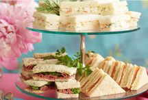 Afternoon Tea - Food and Decor / by Laura G.