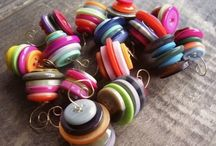 Buttons!! And other whimsical ideas..lol / Whimsical  / by Melissa Mitton