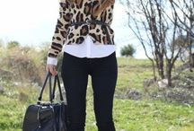 Everything Leopard! / Anything and everything that involves leopard print......because I'm obsessed.
