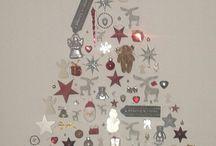 Knutselen / Kerstcanvas