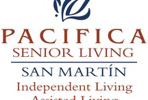 Pacifica Senior Living San Martin / Welcome to Pacifica Senior Living San Martin. Our beautiful safe and friendly home is a community of quality care givers, well trained professionals and, most importantly, highly satisfied residents. Pacifica Senior Living San Martin an assisted living community located in southwest Las Vegas—in a spectacular new development adjacent to the St. Rose, San Martin Hospital.