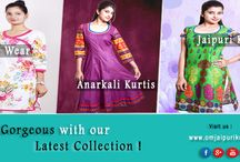 Designer Ladies Kurtis / Open the new horizon of fashion & Experience the change