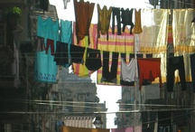 Clothes Lines   Panni stesi / Clothes lines Around The world  Panni stesi