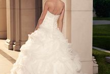 Ball Gowns / Here are some of our best selling ball gowns! http://bit.ly/CasablancaBallgowns