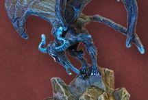 Cthulhu Wars miniatures - Nightgaunt