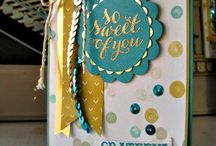Stampin' Up!- Retired Lullaby DSP