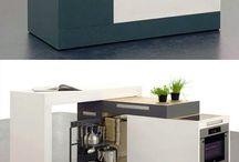 Compact dream kitchen