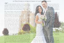 <(Temple Wedding)> / Latter Day Saint Weddings