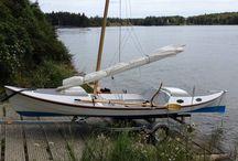 Sail Kayaks