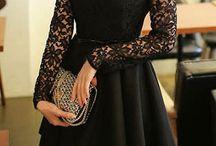 charming black!