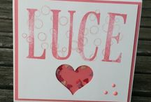 Stampin' Up! - Letters for You