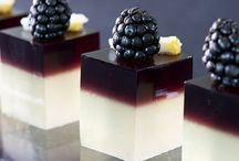 Food - Gourmet Gelatin / by Kirsten GW