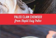 Recipes - Chowder