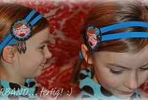 Tutorials ~ Girls Accessories / by Everything Your Mama Made & More!