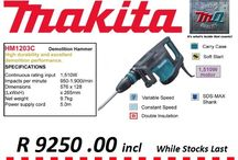 makita back to work specials