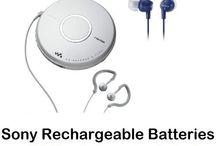Electronics - Portable CD Players
