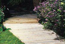 Walpole Outdoors Door Mats / http://www.walpolewoodworkers.com/garden-decor/door-mats.aspx#.URA7wR04ujI