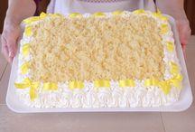 mimosa torta
