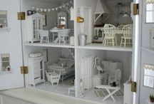 Dolls and Doll Houses
