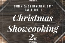 Christmas Showcooking 2017