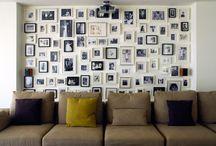 På väggarna