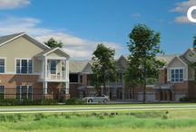 Springs at Liberty Township Apartments / Springs at Liberty Township Apartments in Liberty Township, Ohio is a brand new, pet-friendly, luxury apartment community under construction near I-75. This gated community will open to residents in summer of 2016.