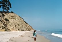 California / by Sabrina Swann-Warren