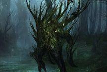 my works 01' (Digital painting) / Digital painting (fantasy)