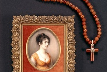 Agate/Carnelian/Chalcedony Antique Jewelry / Mostly 18th C or early 19th C