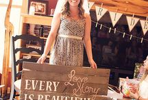 Rustic bridal shower / by Rachel Dubreuil