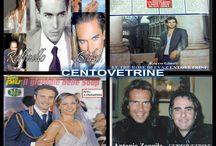 CENTOVETRINE Raffaello Balzo,Rocco Giusti,Samuele Sbrighi e Sara Zanier,Antonio Zequila.rudypizzuti@tiscali.it agenzia 3356049904