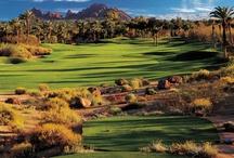 Nice scenic golf pics / by Andrew Touro