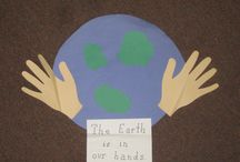 Earth Day / Earth Day thematic fun for kindergarten math, reading, social studies, art, music, writing, and science.