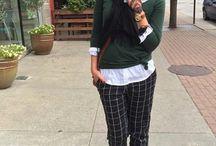 Inspiring Hijab Style