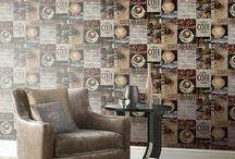Creating conversations / Bring to life your walls with our most conversational wallpaper designs!