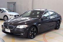 BMW 523 I 204CV Fari Xeno + Tetto apribile