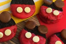 Disney food / When you wish up on a Mickey shaped cookie!!! Disney inspired food for birthdays, travel, fun and more!