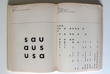Experimental Type - Book Layout