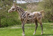 HORSE ART / by Mary Dumke