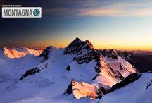 Sunset / I migliori tramonti sulle cime delle montagne in giro per il mondo