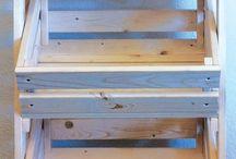 Special træ wood POS / Special fremstillinger af display og andre POS point of sale materialer.