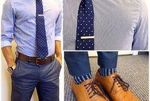 Man's outfitt