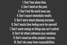 how to live ;)