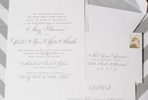 wedding stuff / my wedding diary